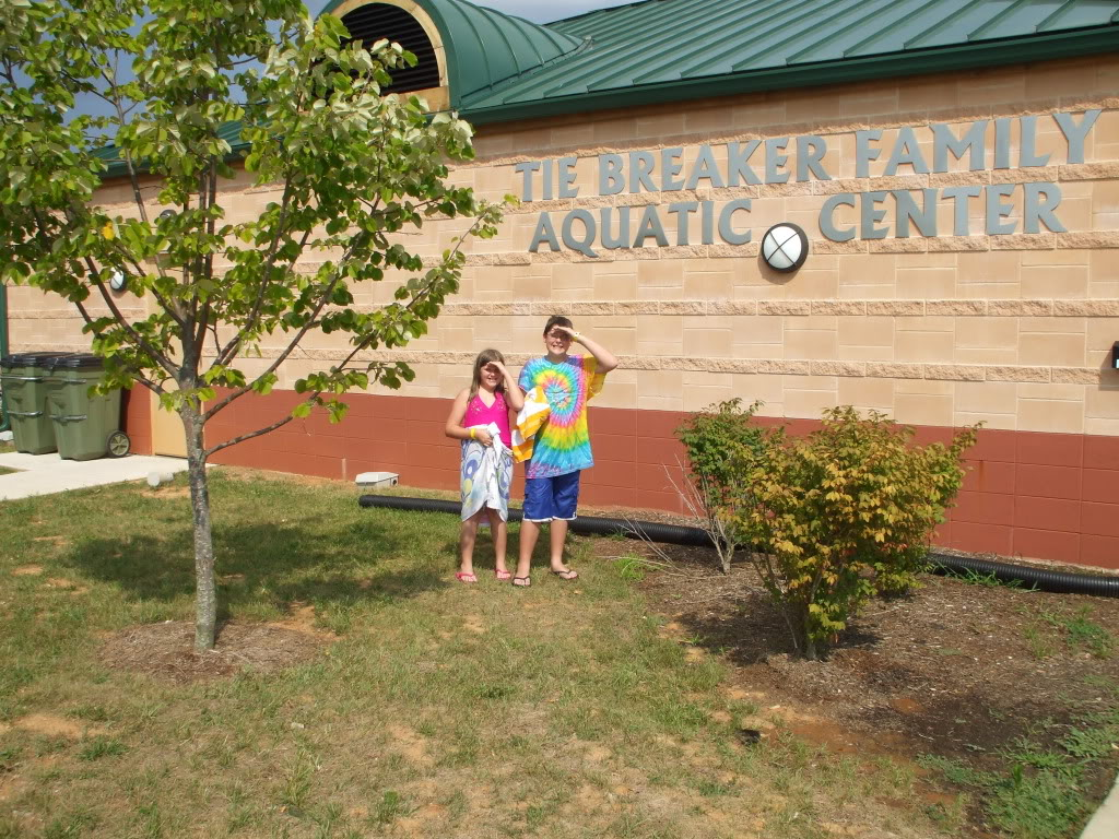 Frugal Family Fun at Tie Breaker Family Water Park