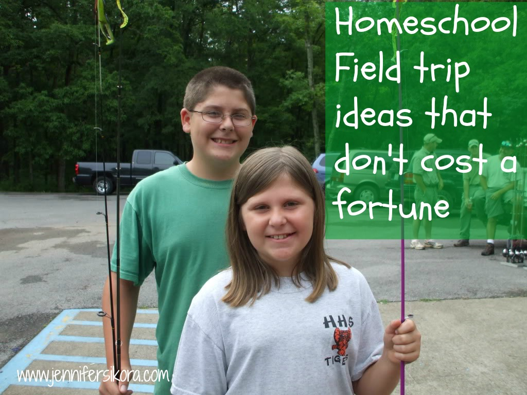 Homeschool Field Trip Ideas – Take Your Kids to a Fishing Tournament
