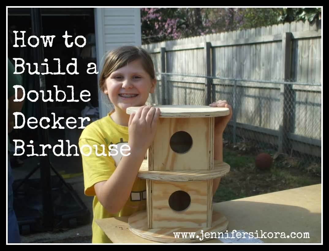 How to Build a Birdhouse from Scratch