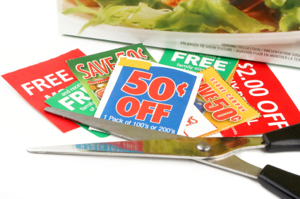 Using Coupons and Watching the Sales