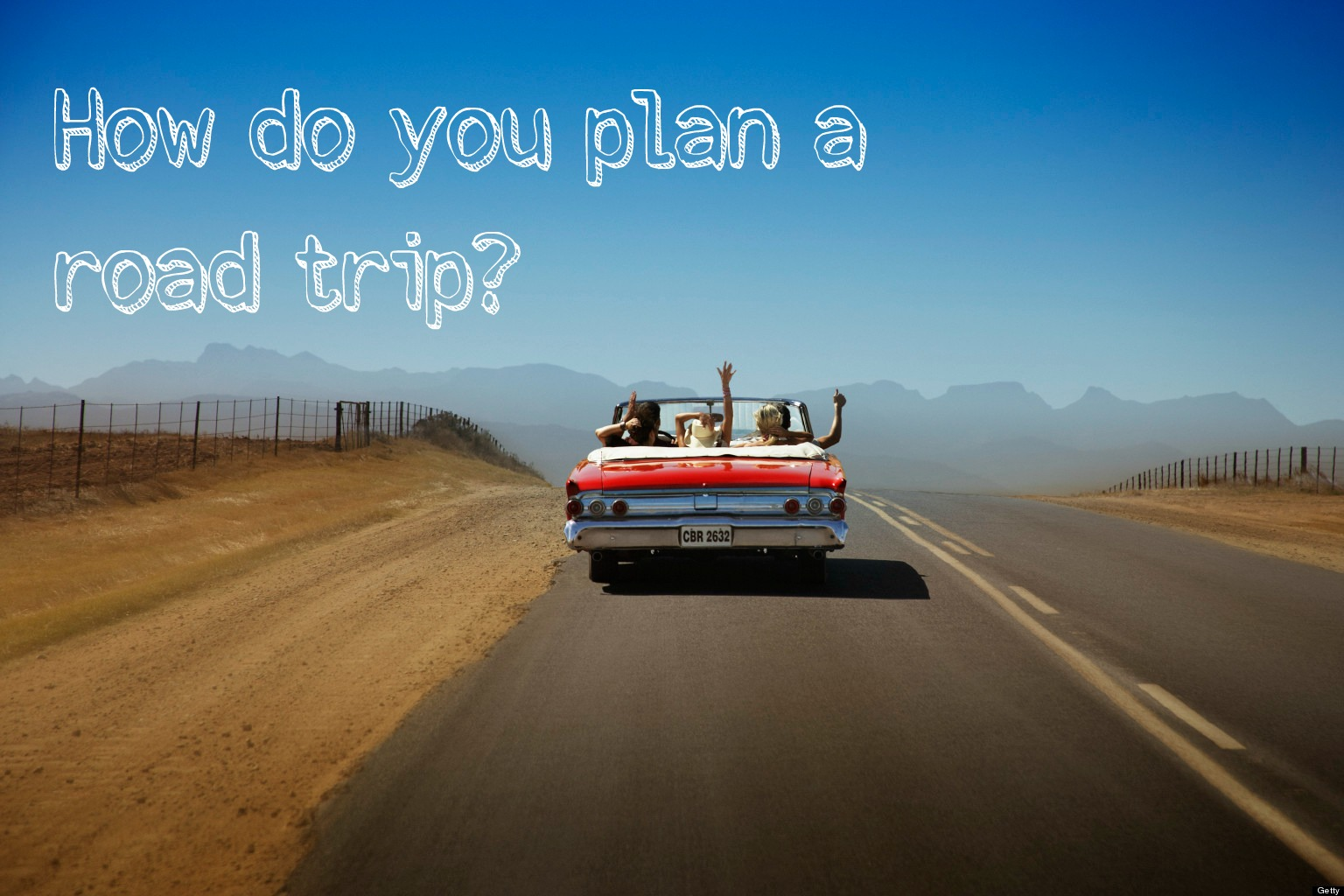 How Do You Plan Your Road Trips?