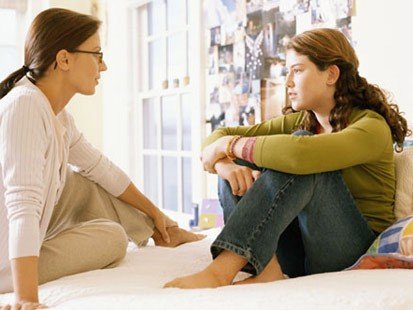Preparing Your Daughter for The Period Talk