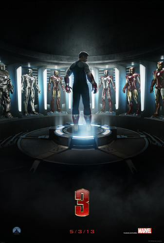 New Iron Man 3 Trailer Now Available