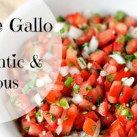 Pico de Gallo: Authentic and Delicious