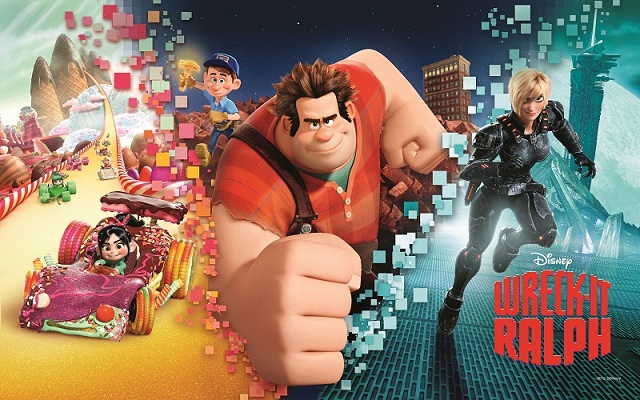 Wreck-It Ralph Opens In Theaters Today!