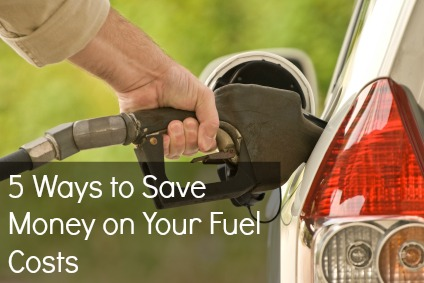5 Ways to Save Money on Your Fuel Costs(plus a cool giveaway)