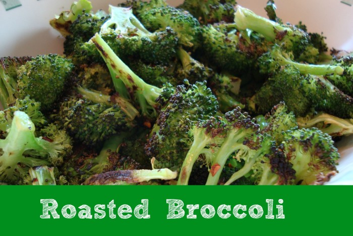 Roasted Broccoli -