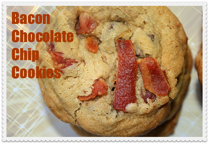 Bacon Chocolate Chip Cookies – Improv Cooking Challenge