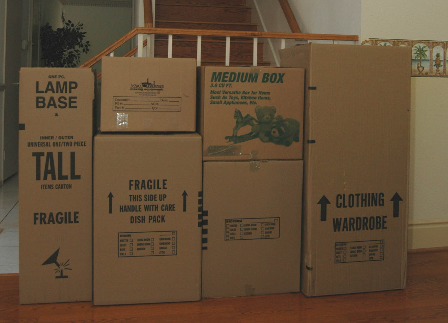 Clever Moving Hacks for When You Move Long Distances