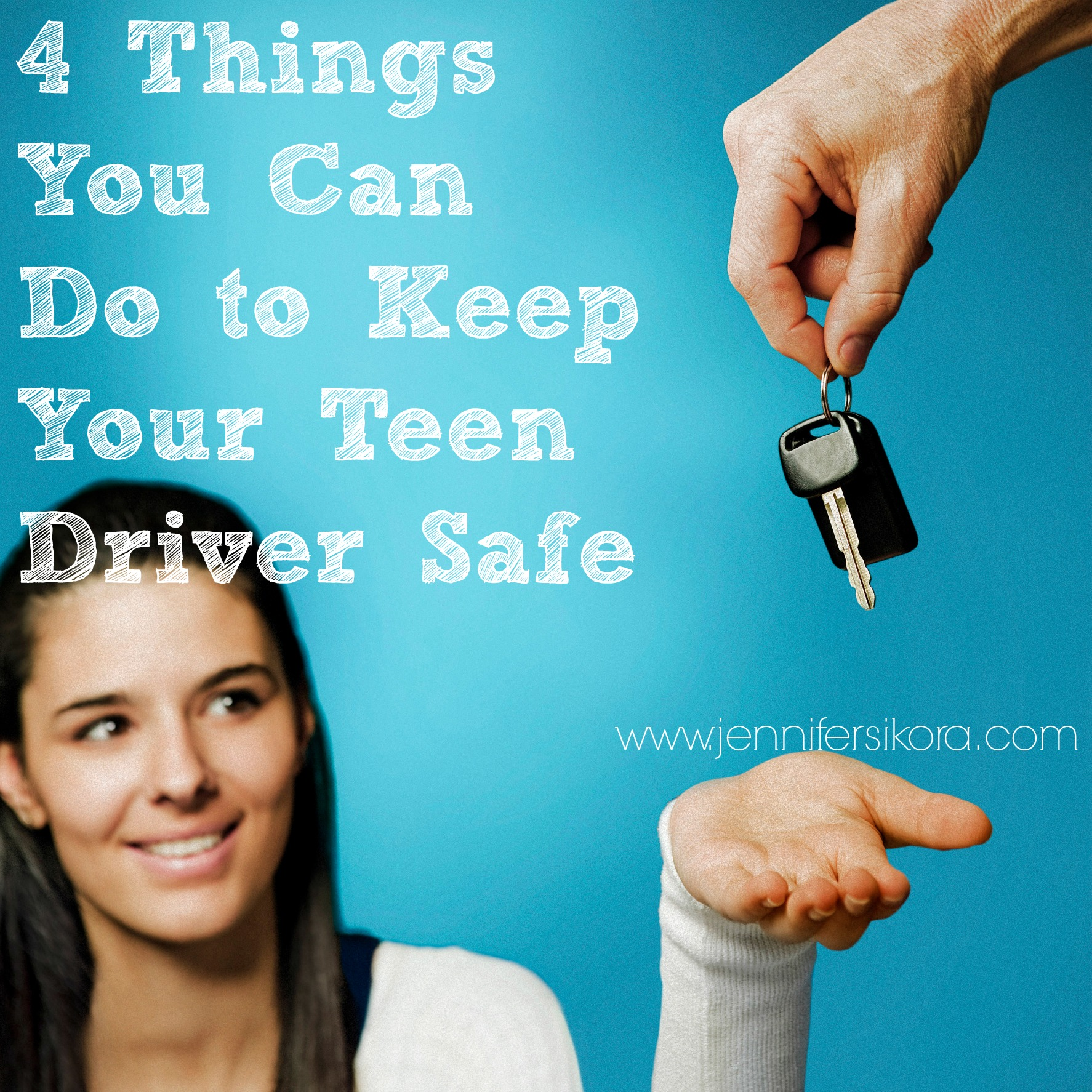 4 Things You Can Do to Keep Your Teen Driver Safe #driveithome #CGC