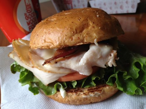 The Grand Turkey Club at Arby's – The Perfect Turkey Sandwich