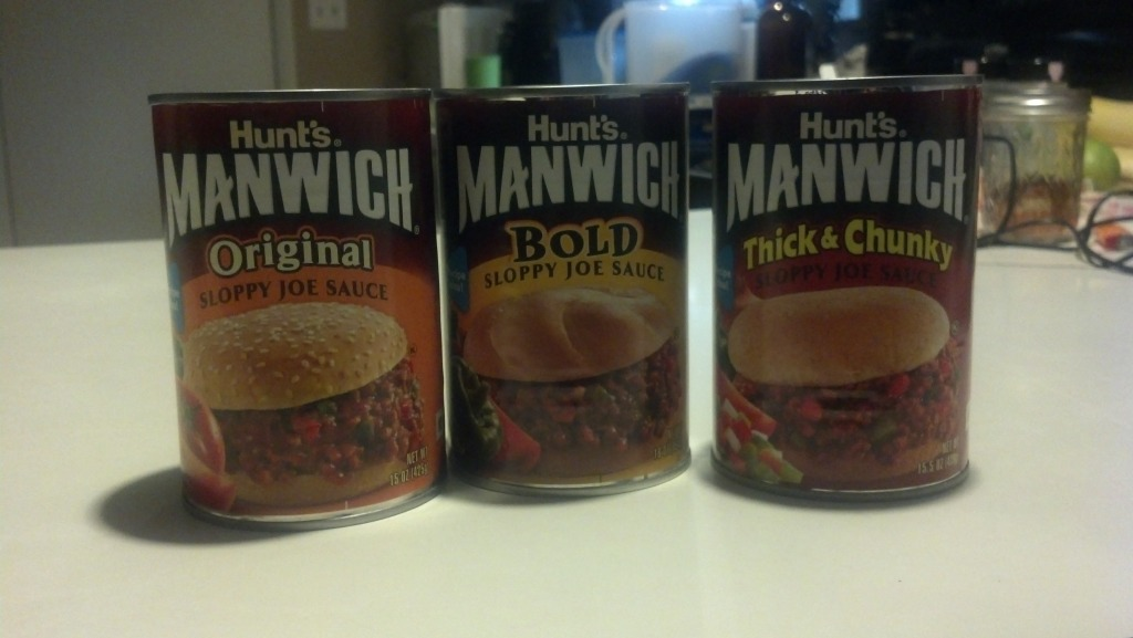 #Manwich Makes Meal Time Easier