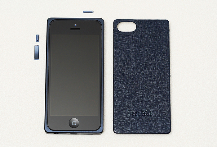 A Gorgeous Leather Case for Iphone 5 by Truffol