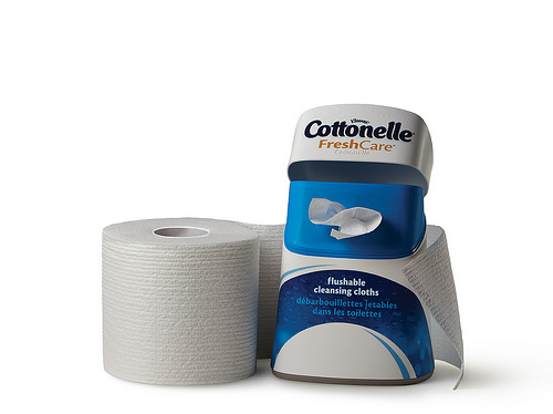 How Clean is Your Bum? Cottonelle Gets Up Close and Personal