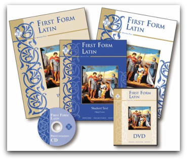 First Form Latin Giveaway – The Perfect Latin Curriculum