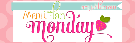 Menu Plan Monday – Cleaning out the Pantry Week