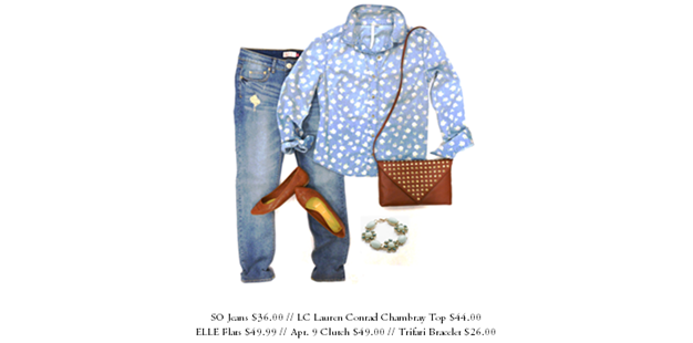 Denim on Denim – 3 New Fall Looks from @Kohl's