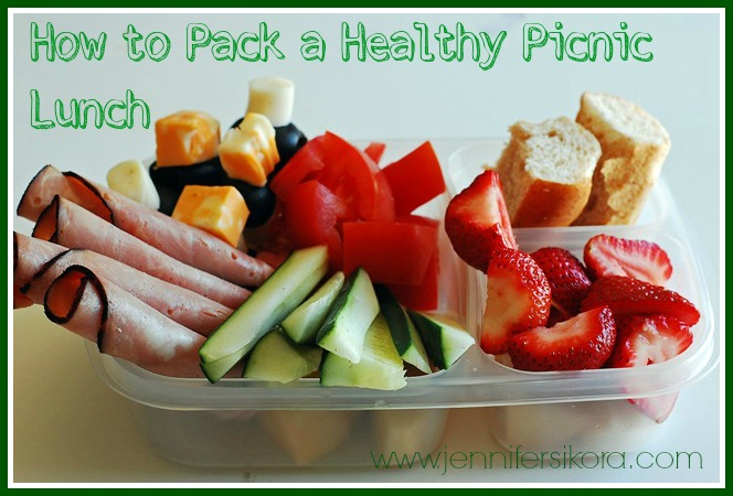 Reynolds Makes it Easy to Pack a Healthy Picnic Lunch