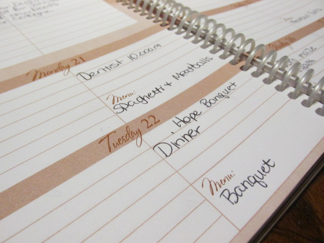 Get Organized with Homemaker's Friend Daily Planner #giveaway