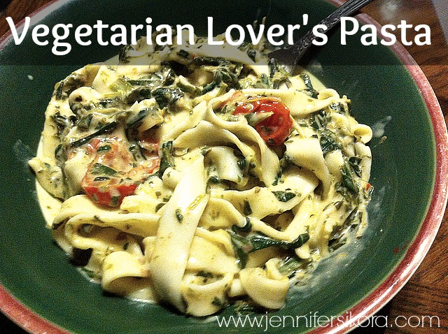 Vegetarian Lovers Pasta #sauteexpress #cbias #shop