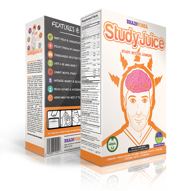 How to Help Your College Student Focus More with Study Juice®