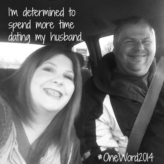 One Word 2014- Determination