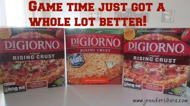 Nothing Goes Better with Game Time Than Pizza #GametimeGoodies #Cbias #Shop