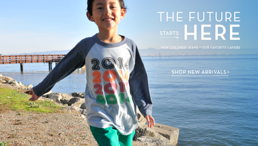 Great New Clothes for Kids This Year from Peek Kids Clothing