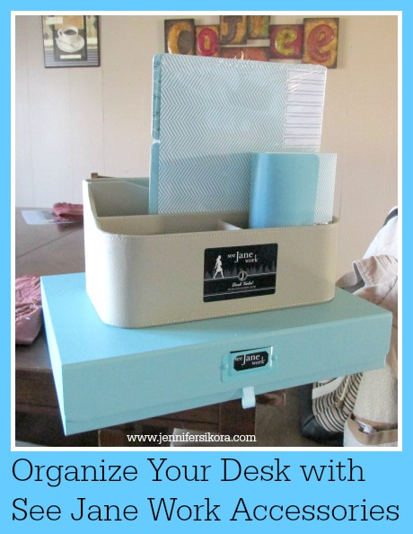 Here are Some of My Favorite Ways to Organize Household Items Using See Jane Work Storage Supplies (Giveaway)