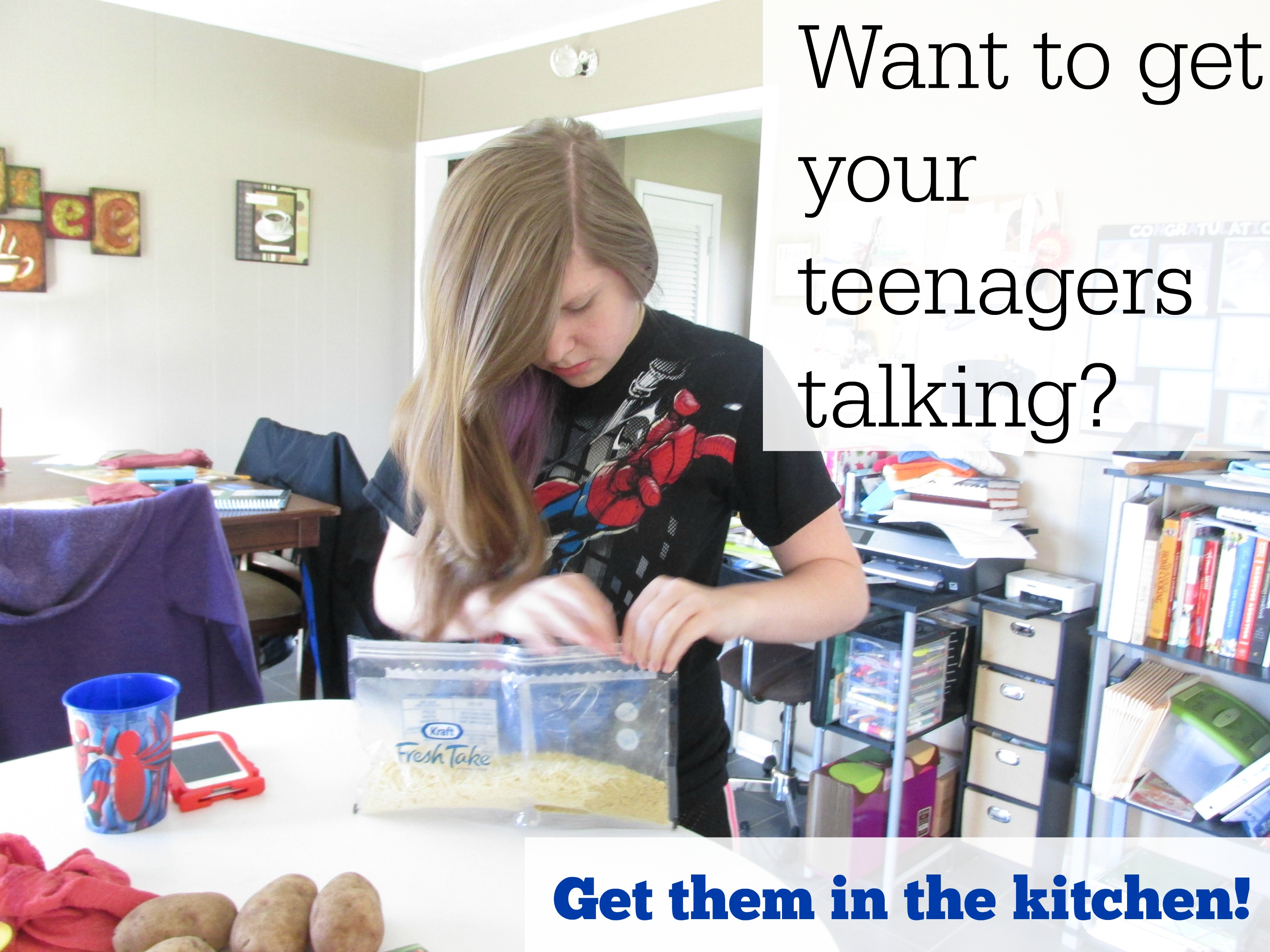 Get Teens Talking 28