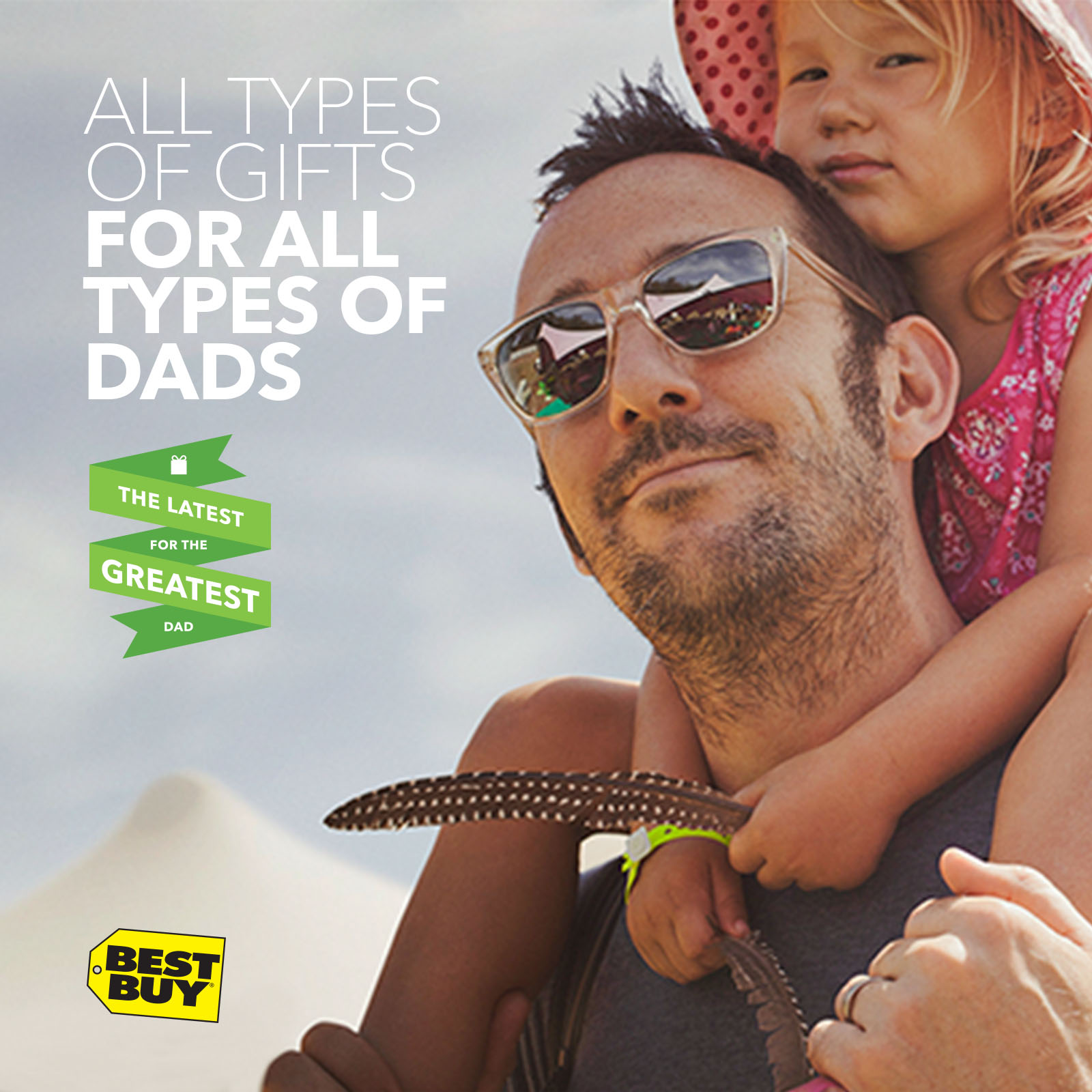 Where Will You Get Your Father's Day Gift This Year? I'll Be Shopping Best Buy