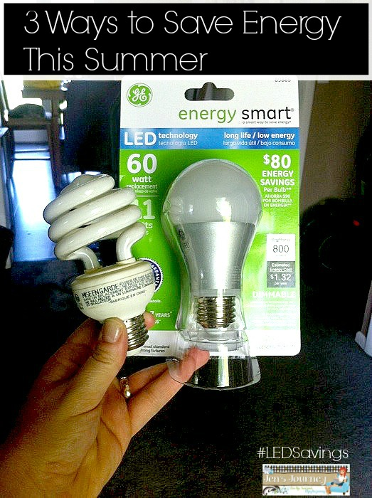 I love that I can save 80 dollars in energy savings per bulb #LEDSavings #Shop