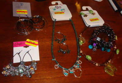 Jewlery at Kohls