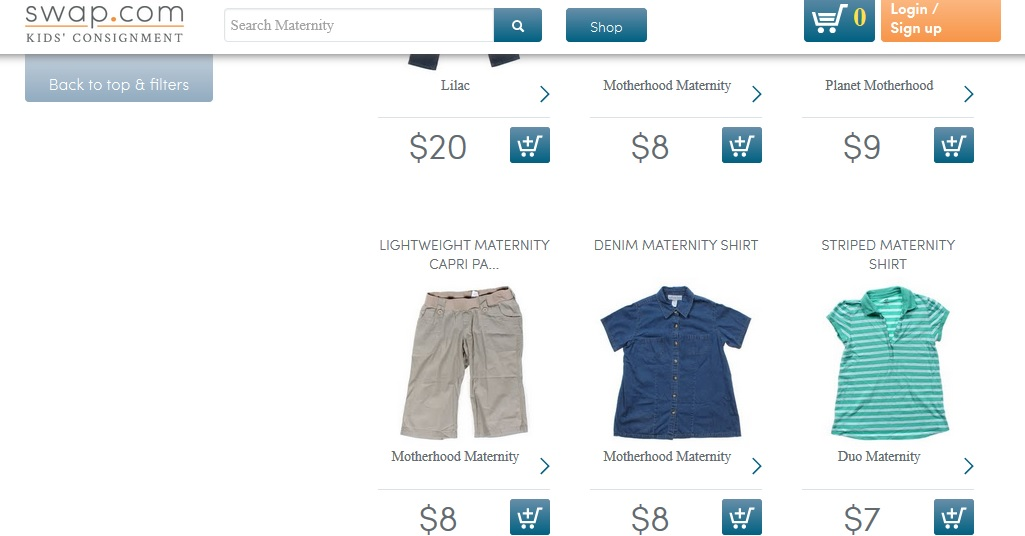 Check Out Swap.com – the online Kids' Consignment Store