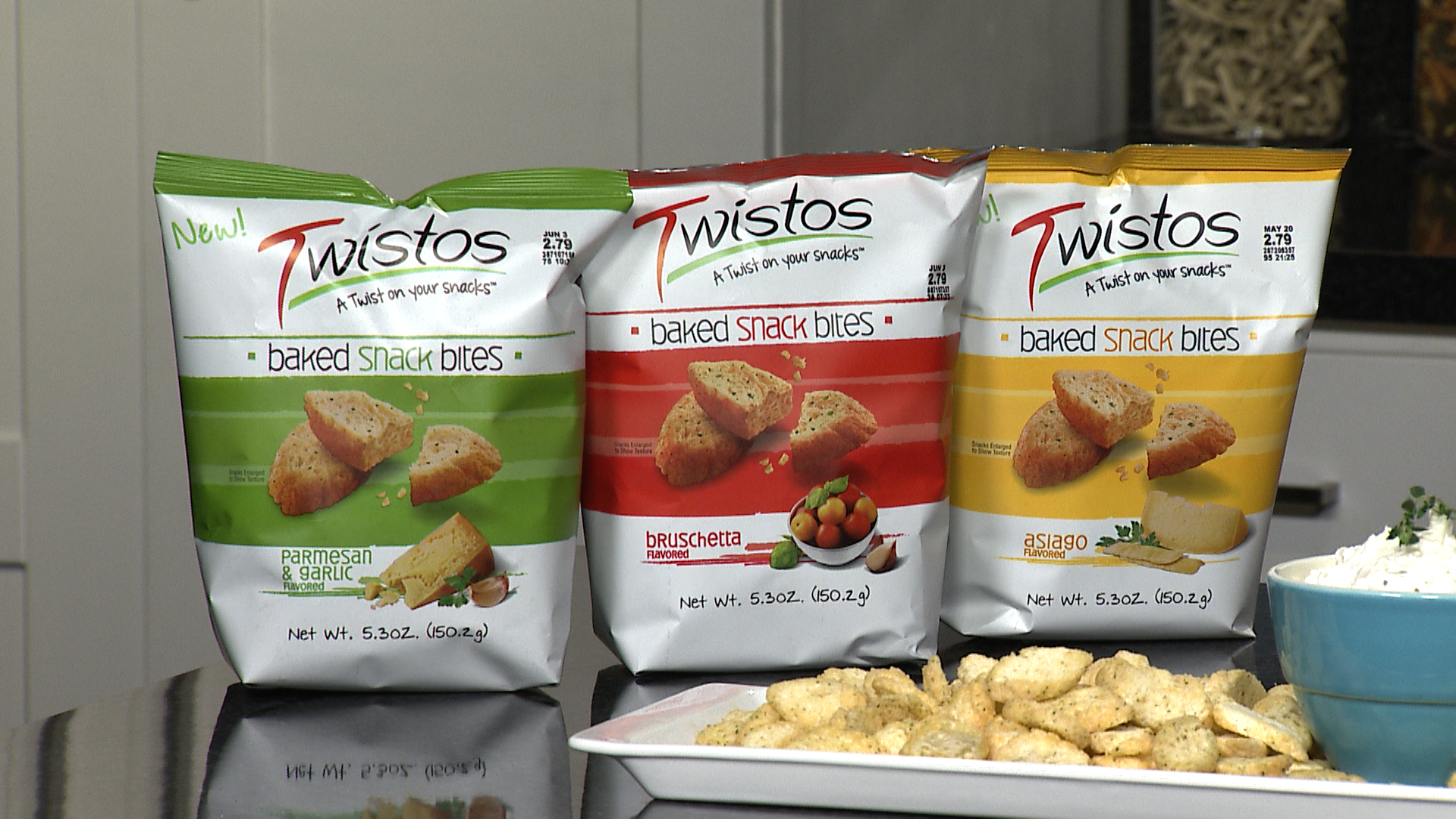 Recipes for Women on the Go Featuring New Twistos
