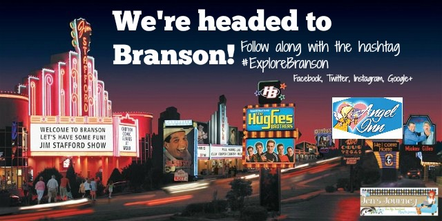 I'm Headed to Branson Missouri! #ExploreBranson