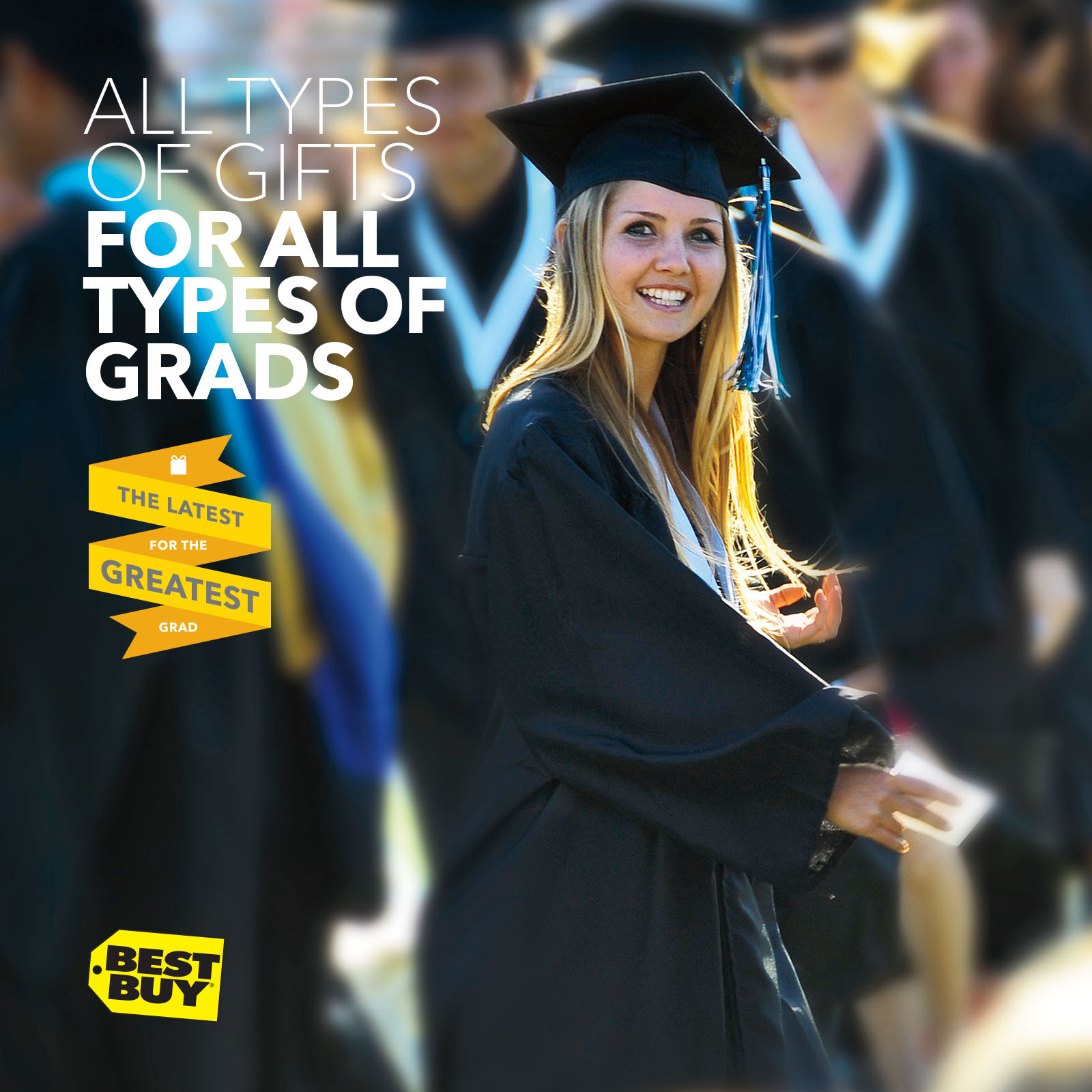 Find the Perfect Gift for Your Graduate at Best Buy #GreatestGrad