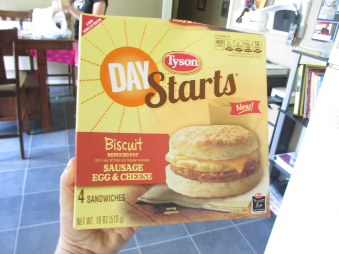 The Perfect Start to any day. #StartWithTyson #Cbias
