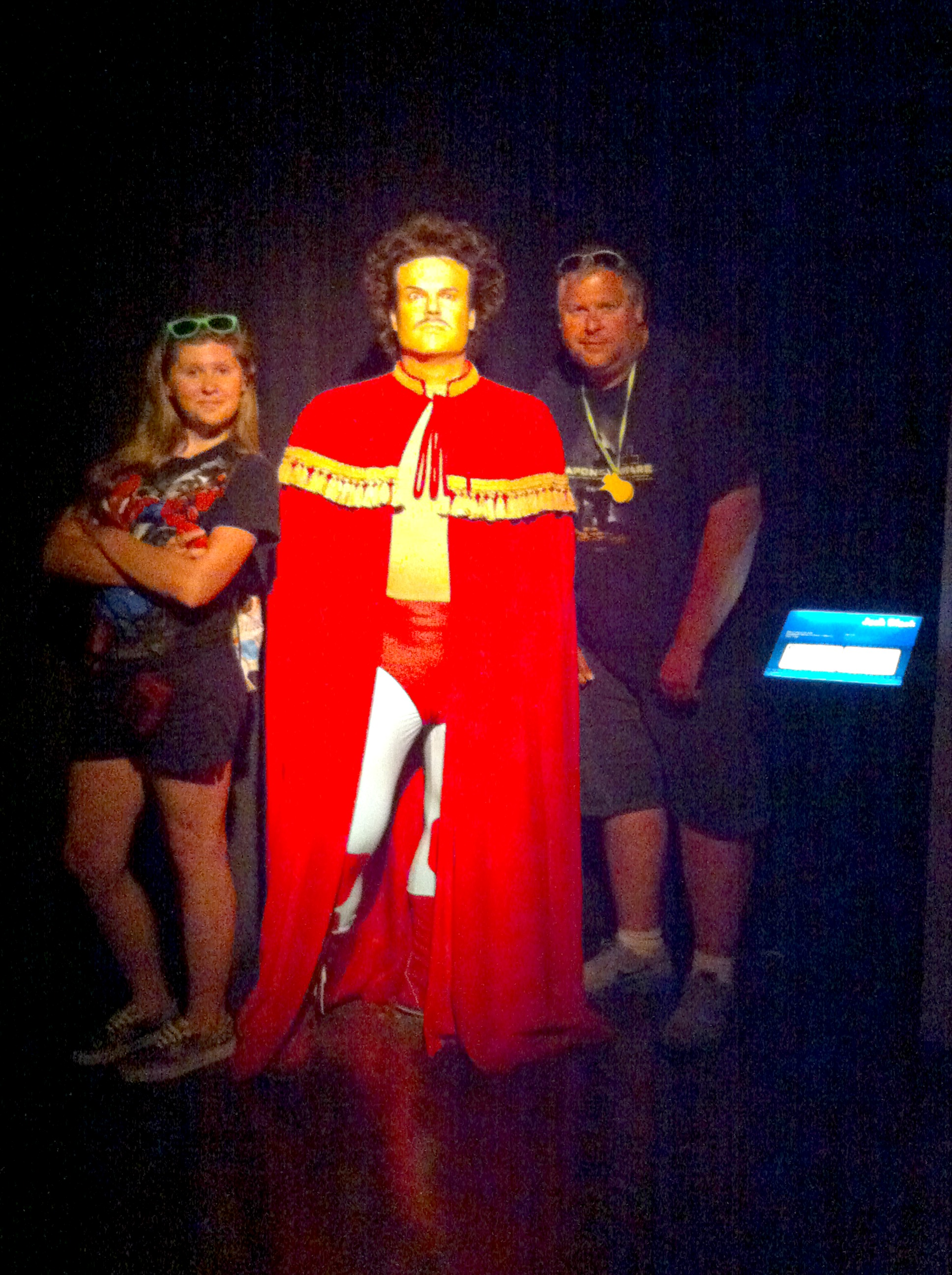 Enjoy All Your Hollywood Favorites at the Hollywood Wax Museum in Branson Missouri