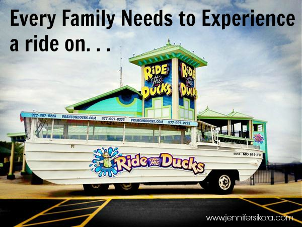 Go from Road to Water and Enjoy Table Rock Lake on Ride the Ducks in Branson, MO