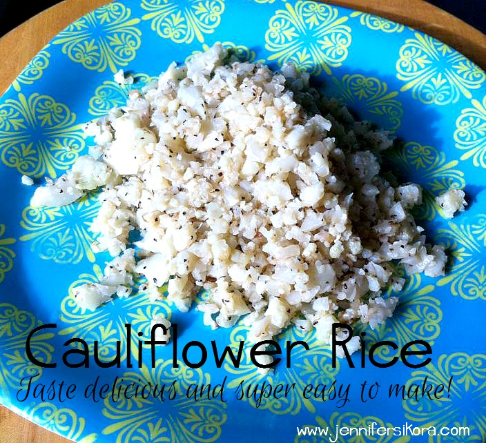 Cauliflower Rice – A Delicious and Healthy Side Dish