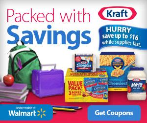 Save Money With Kraft  Printable Coupons