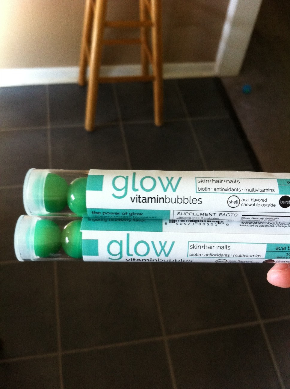 Make Your Skin Look Beautiful Again with Vitamin Glow Bubbles