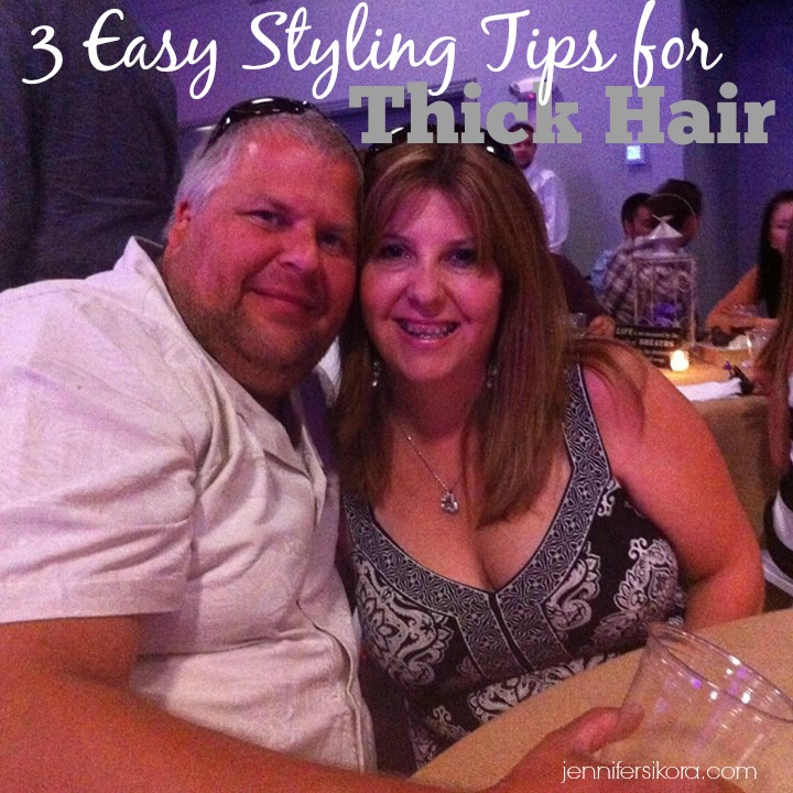 3 Easy Styling Tips for Thick Hair #TresemmeTransformation