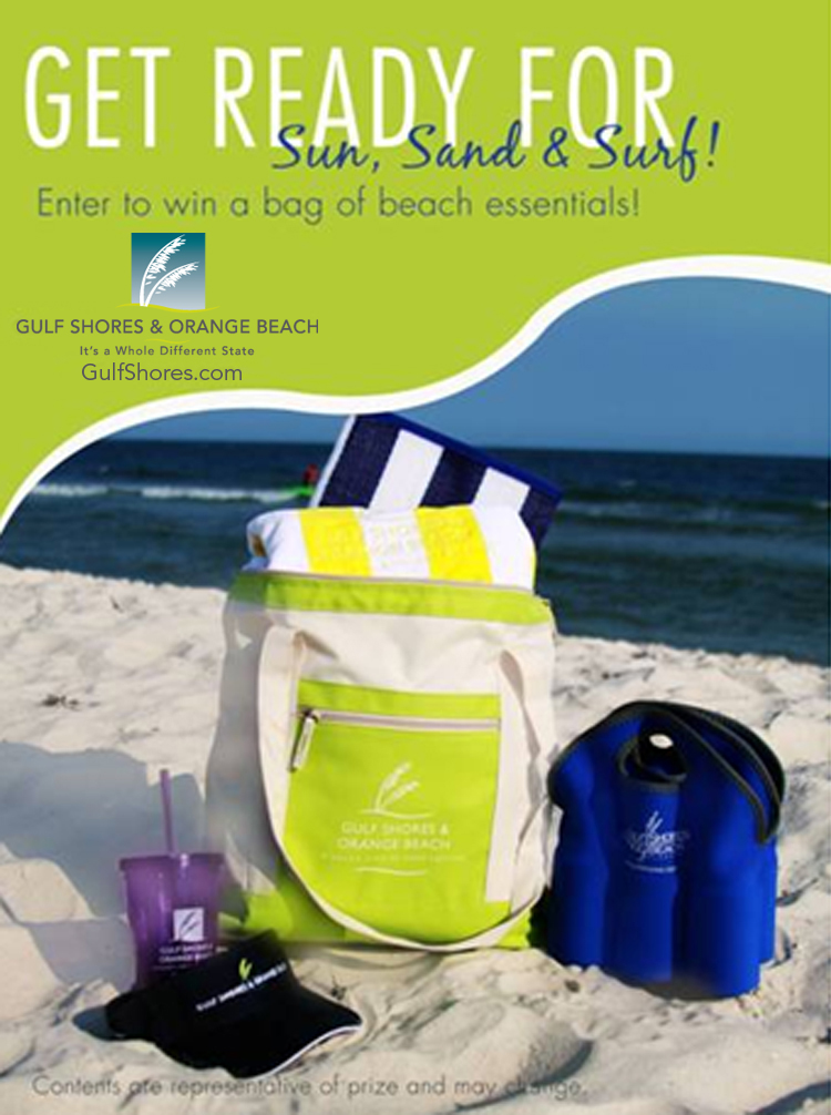 I'm Headed to Gulf Shores Alabama This Weekend! (Giveaway)