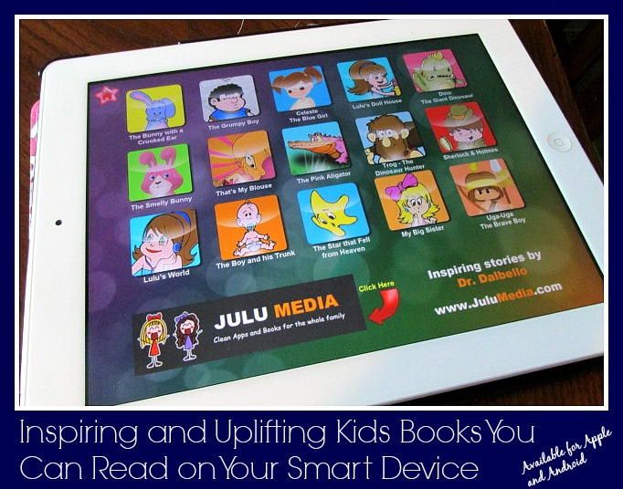 Julu Media — Wholesome Books and Apps for Kids