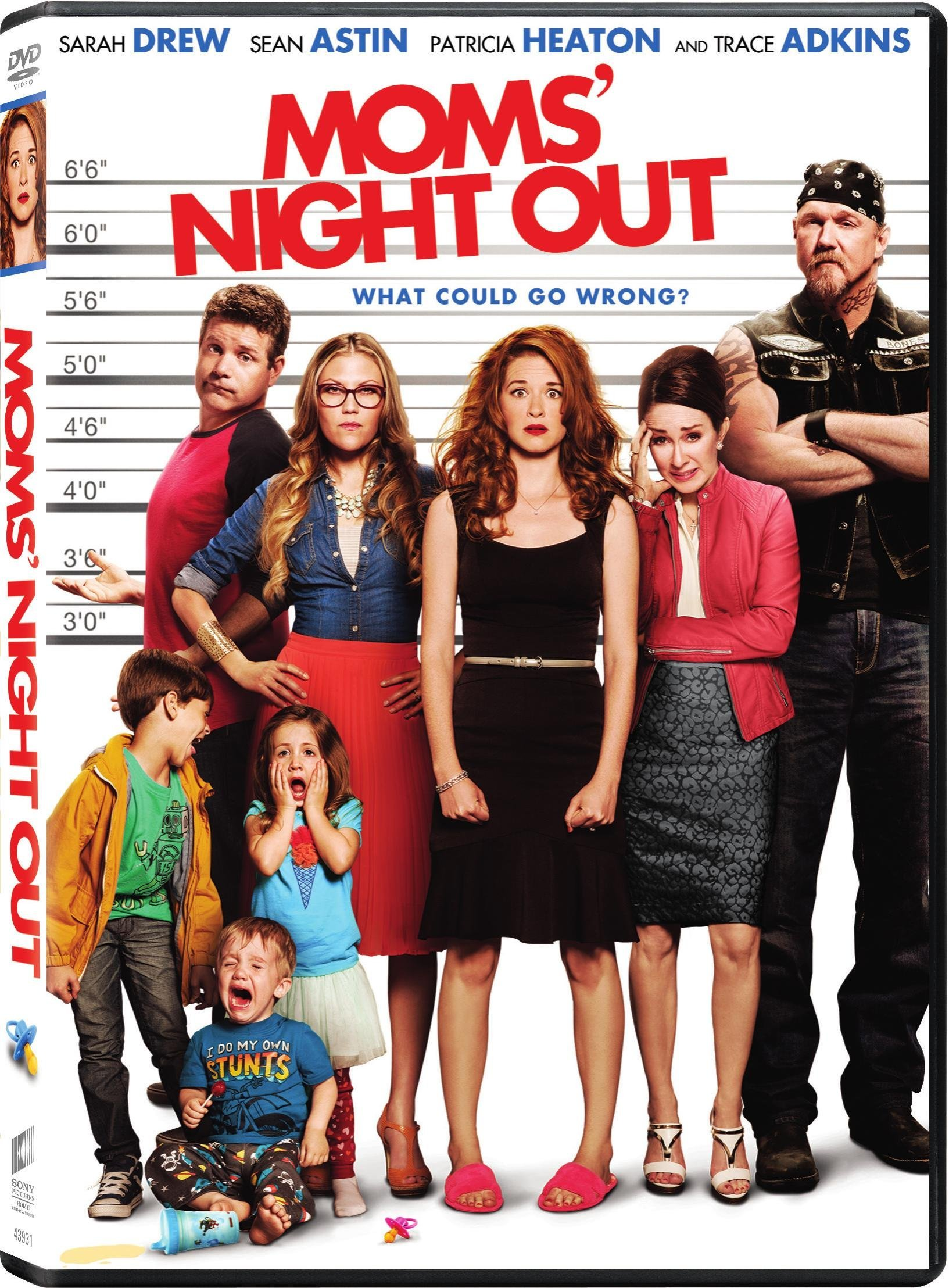 Mom's Night Out Now on DVD (plus a giveaway)
