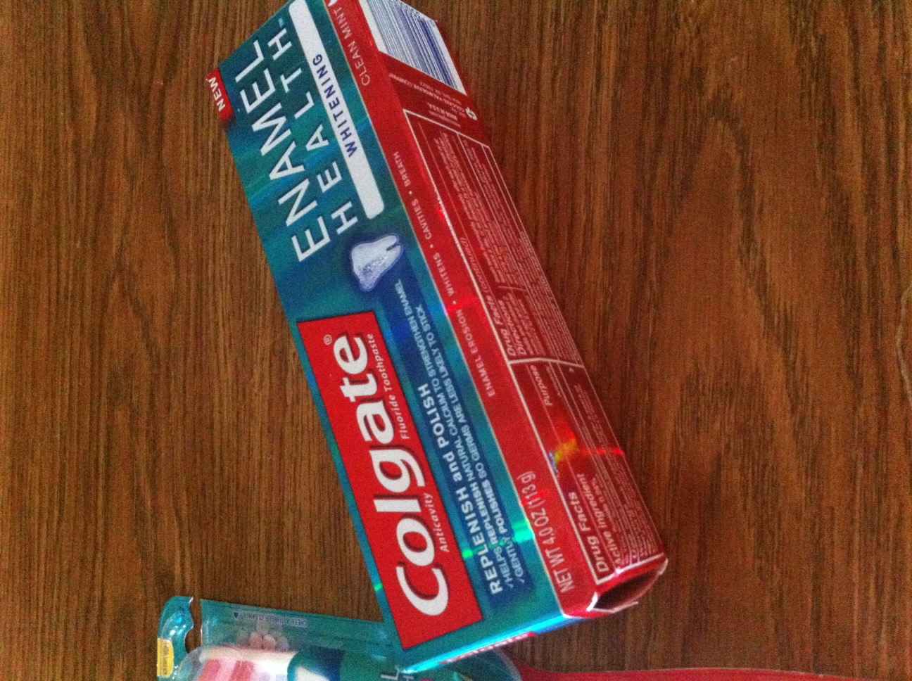 How to Protect Your Tooth Enamel using Colgate Enamel Health Toothpaste