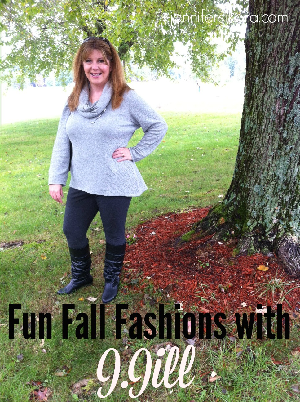 Gorgeous Fall Fashion with J.Jill #PureJill
