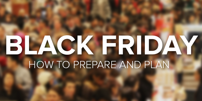 How to Plan and Prepare for Black Friday Shopping